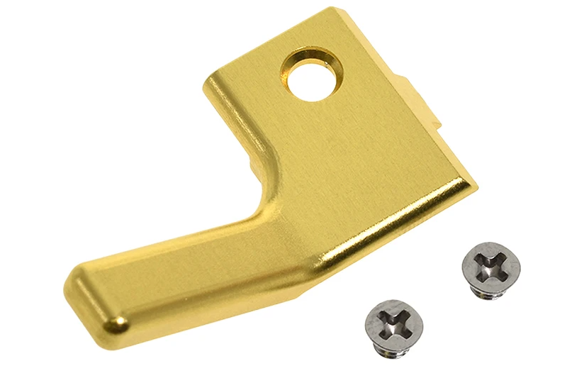 RAW Cocking Handle Standard ER - Gold COWCOW
