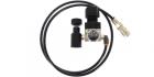 Régulateur très basse pression 0-120 PSi pour réplique airsoft équipée d\'un système HPA