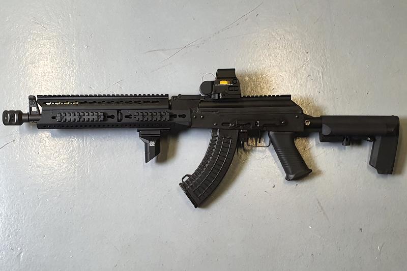 """Réplique AK LTS 13.5\"""" Custom"""