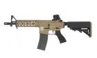 Réplique CM16 Raider CQB Bi-tons Tan/Noir G&G Armament AEG