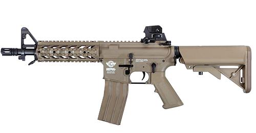 Réplique CM16 Raider CQB Tan G&G Armament AEG