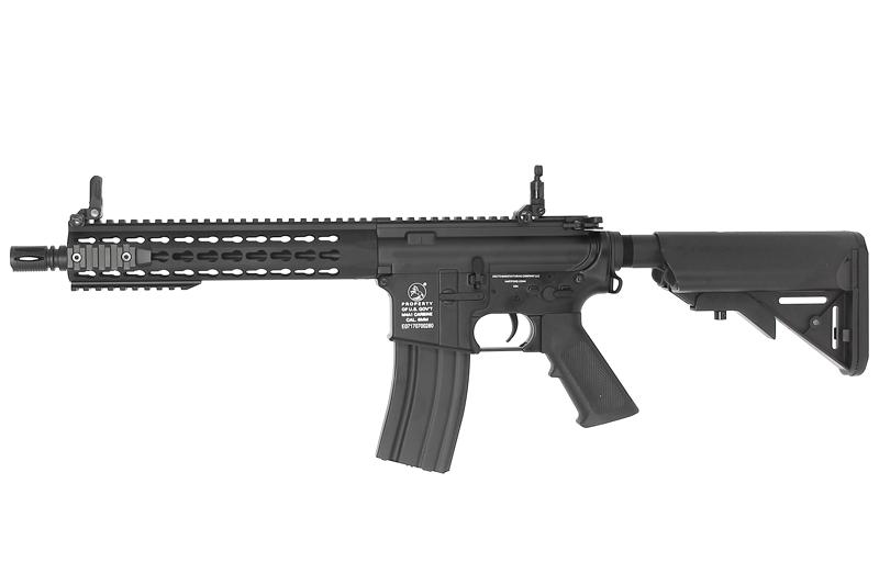 Réplique COLT M4 CQBR Keymod Full Métal AEG