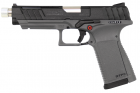 REPLIQUE DE POING GTP9 BLACK/GREY G&G Armament