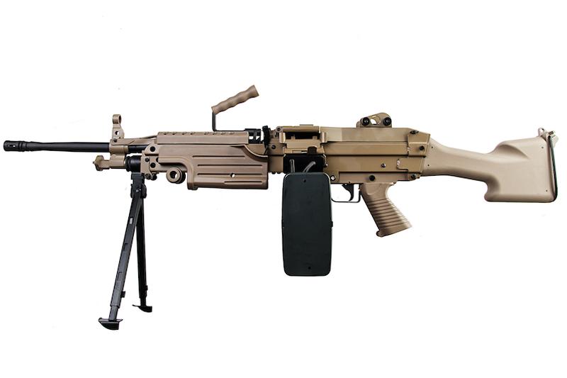 Réplique FN M249 MK2 DE A&K AEG