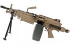 Réplique FN M249 PARA Tan A&K AEG