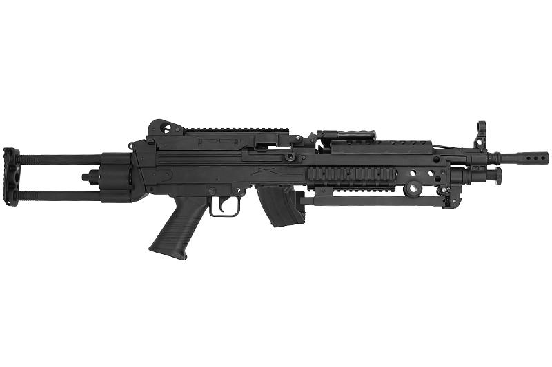 Réplique FN M249 polymères AEG