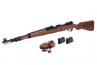 Réplique G980 KAR98K Bois et métal G&G Armament Gaz