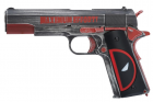 Réplique GBB 1911 NE2201 Deadpool Armorer Works