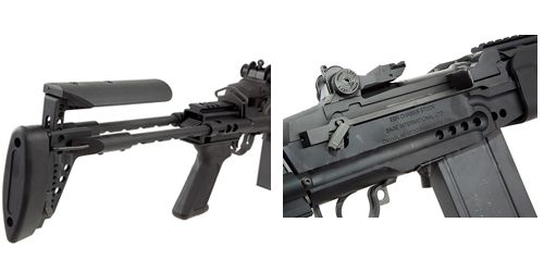 Réplique GR14 (M14) EBR Long Version G&G AEG
