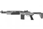 Réplique GR14 (M14) EBR S ETU Silver Version G&G Armament AEG