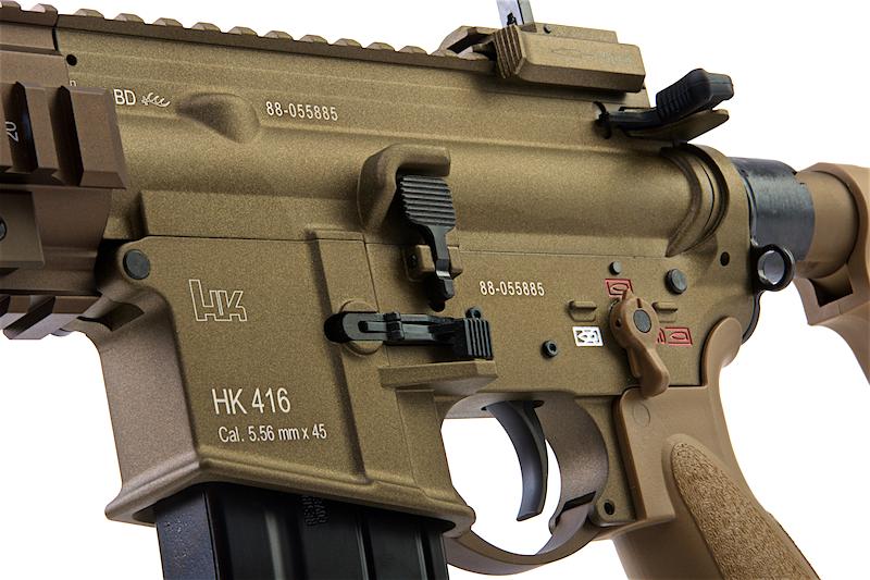 Réplique H&K 416 A5 DE Umarex VFC GBBR