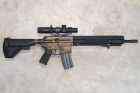 Réplique H&K416 A5 Dual Assaut Custom