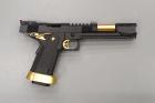 Réplique Hi-Capa 5.1 Gold Match Tokyo Marui Compensateur Custom