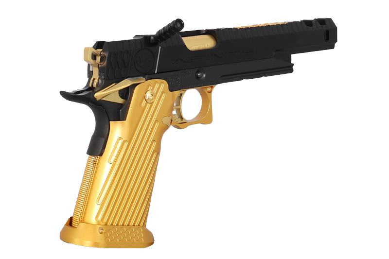 Réplique Hi-capa HPA Gold Masterpiece Custom