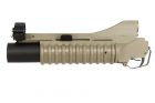 REPLIQUE LANCE GRENADE 6MM TYPE M203 COURT TAN