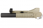 REPLIQUE LANCE GRENADE 6MM TYPE M203 LONG TAN