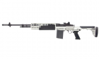 REPLIQUE LONGUE  M14 HBA LONG (SILVER VER.)