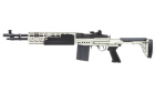 REPLIQUE LONGUE  M14 HBA SHORT (SILVER VER.)