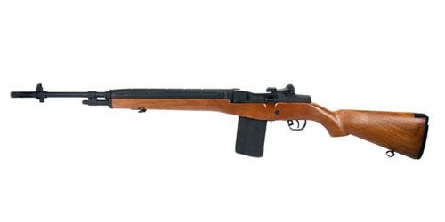 Réplique M14 SLV Wood ASG AEG