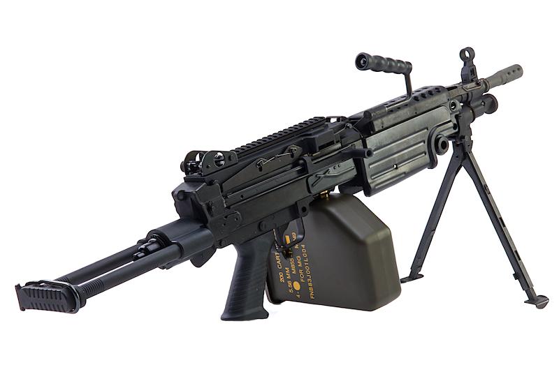Réplique M249 Para HPA Jack G&P