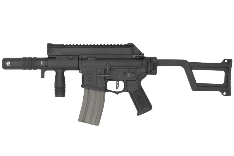 Réplique M4 Amoeba CCC S Noir ARES AEG