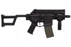 Réplique M4 Amoeba CCR Noir ARES AEG