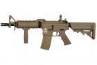 Réplique M4 LT-02 GEN2 MK18 MOD0 Tan Lancer Tactical AEG