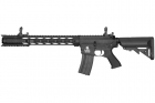 Réplique M4 LT-25 GEN2 SPR Interceptor Noir Lancer Tactical AEG