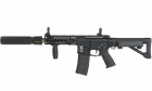"Réplique airsoft M4 MOTS Free Float Recoil System version 7"" Noir G&P AEG"