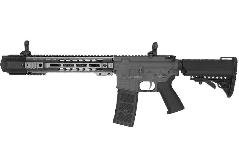 """Réplique M4 SBR Gen.2 Salient Arms 12\"""" Gray EMG / G&P AEG"""