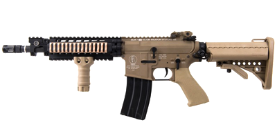 Réplique M4 Sentry Troy Tan G&P AEG