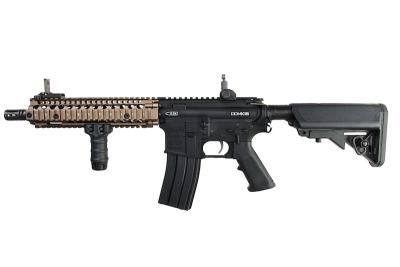 Réplique MK18 Mod I Daniel Defense Sand on Black G&P AEG