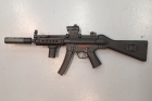 Réplique MP5A4 Tokyo Marui Keymod Custom