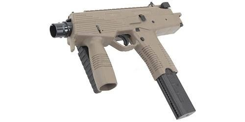 Réplique MP9A1 Tan B&T KWA Blowback Gaz