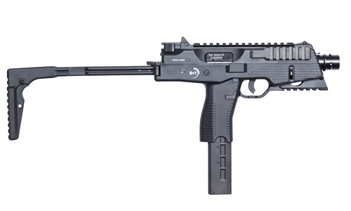 Réplique MP9A3 B&T KWA Blowback Gaz