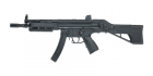 Réplique airsoft mx5 mp5 pro ics 19 MRS AEG