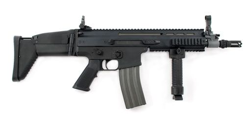 Réplique SCAR Black FN HERSTAL G&G Armament - 2