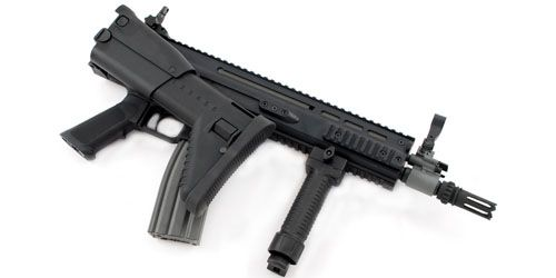 Réplique SCAR Black FN HERSTAL G&G Armament - 3