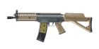 replique airsoft aeg full métal sg 522 mrs ics tan aeg
