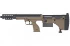 "Réplique sniper SRS A1 16\"" Pull Gaucher FDE SILVERBACK (v.2018) spring"