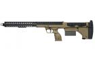 """Réplique sniper SRS A1 22"""" FDE SILVERBACK spring desert tech"""