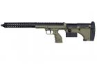 """Réplique sniper SRS A1 22\"""" Pull Gaucher OD SILVERBACK (v.2018) spring"""