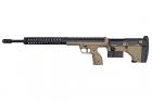 "Réplique sniper SRS A1 26\"" Pull Gaucher FDE SILVERBACK (v.2018) spring"