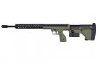 """Réplique sniper SRS A1 26\"""" Pull Gaucher OD SILVERBACK (v.2018) spring"""