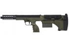 "Réplique sniper SRS A1 Covert 16"" OD SILVERBACK spring airsoft"