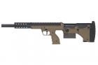 "Réplique sniper SRS A1 Sport 20\"" Pull Gaucher FDE (V.2018) SILVERBACK Spring"