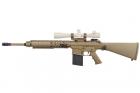 Réplique SR25 M110 Tan ARES AEG