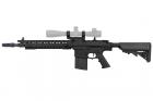 Réplique SR25 M110K Noir ARES AEG