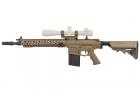 Réplique SR25 M110K Tan ARES AEG