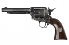 Revolver SAA. 45 Antique Black Umarex CO2